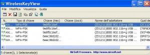 Programmi per wifi