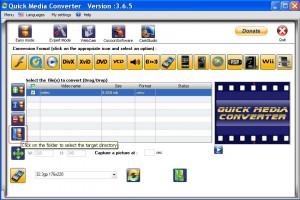 Programma per convertire video