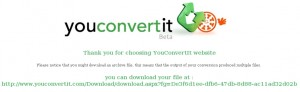 Convertire word in pdf online