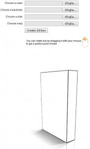 Creare immagini con effetto 3d online