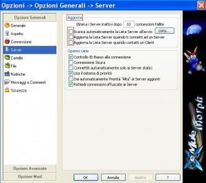 Lista server Emule aggiornati e sicuri