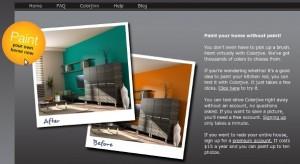 Dipingere pareti della casa online