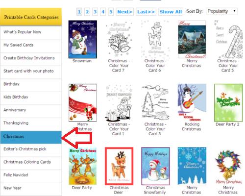 creare cartoline online