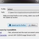 Come velocizzare Firefox all'avvio, migliorare le prestazioni con SpeedyFox