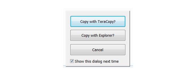 trasferire file windows