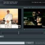Mixare due video Youtube e guardarli contemporaneamente online