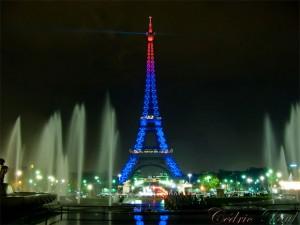 Scaricare foto Torre Parigi