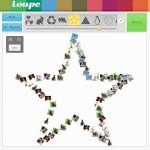 Creare divertenti collage di immagini e foto personali online