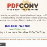 Come convertire qualsiasi file in un documento PDF