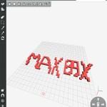 Creare disegni, edifici e scritte tridimensionali online