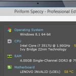 Conoscere le caratteristiche hardware del PC