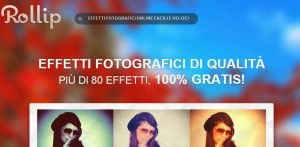 Stupendi effetti fotografici online per modificare le immagini