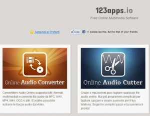 Come convertire, tagliare e unire file audio e video online