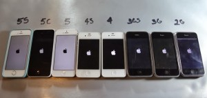 confronto iphone video