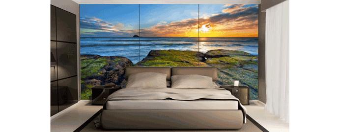 Come trasformare una foto in un poster da parete for Stampe da parete