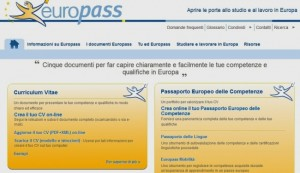 Curriculum Vitae in formato europeo