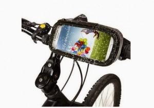 Supporto bici per smartphone