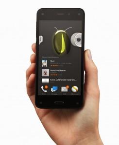 Amazon presenta il suo primo smartphone