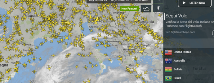 volo real time