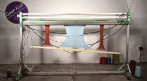 Stampante 3D per vestiti