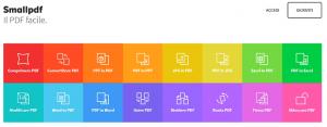 convertire editare modificare pdf