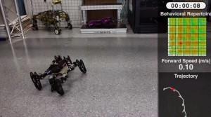 Robot senza gamba