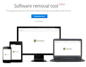 Rimuovere software dannoso per Google Chrome