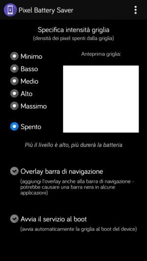 Risparmiare batteria su Android