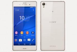 Sony Xperia Z3 bianco