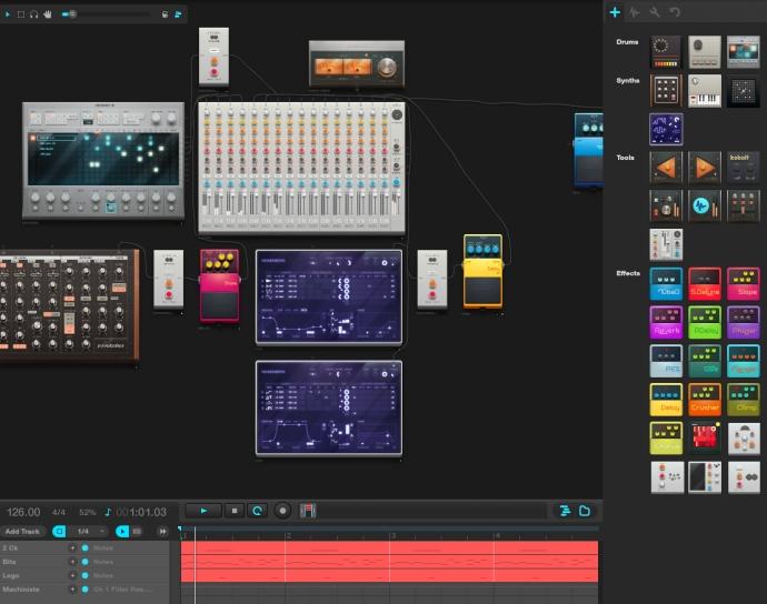 Creare musica electro