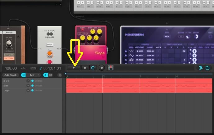Creare musica elettronica