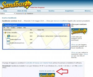 Sandboxie Windows