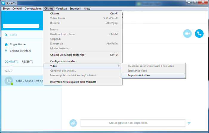 skype webcam android