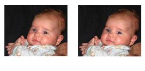 Come rimuovere occhi rossi dalle foto online