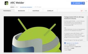 Usare applicazioni Android sul PC Windows