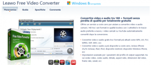 software conversione video
