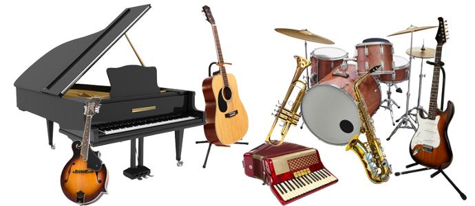 strumenti musicali online
