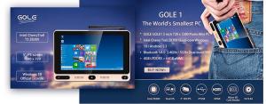 Windows 10 ed Android 5.1 su un Mini PC da 5 pollici