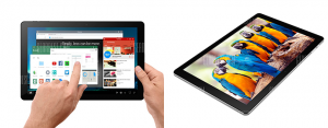 Tablet con Remix OS, Android migliorato