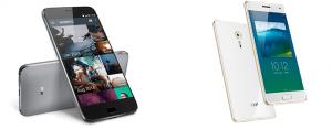 Smartphone Lenovo ZUK Z1 e Z2 in promozione