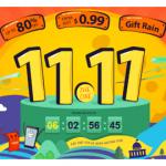 Sconti e coupons su GearBest a Novembre, ecco i dettagli
