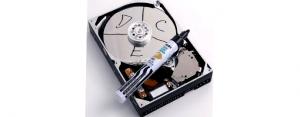 creare partizione hard disk